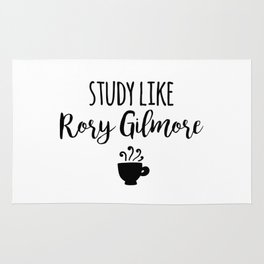 Gilmore Girls - Study like Rory Gilmore Rug