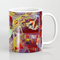 miami Mugs featuring miami by donphil