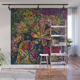 Divine Garden Wall Mural