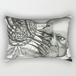 Freud Rectangular Pillow