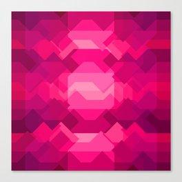 Gemstone - Ruby Canvas Print