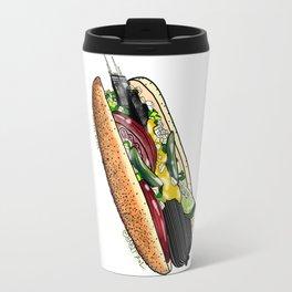 My Chicago Style Travel Mug