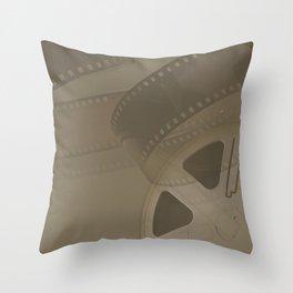 Cinema-Coll Design Throw Pillow