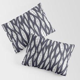 Quail Feathers (Midnight) Pillow Sham