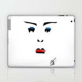 Portrait Minalist Dada Bahaus Laptop & iPad Skin