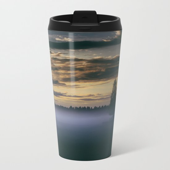 Turning point Metal Travel Mug
