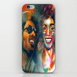 Stevie Whitney iPhone Skin