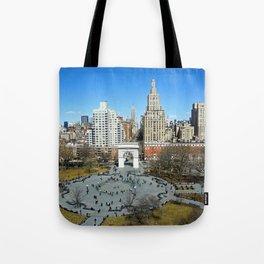 Washington Square Park, NYC Tote Bag