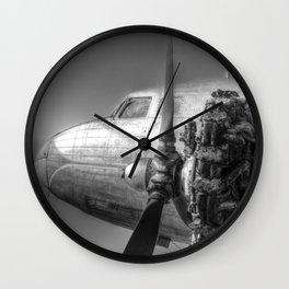 Russian Lisunov Li-2 Wall Clock