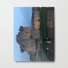 Ross Castle, Ireland Metal Print