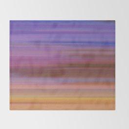 Astratto multicolore Throw Blanket