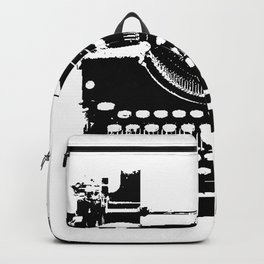 typewriter Backpack