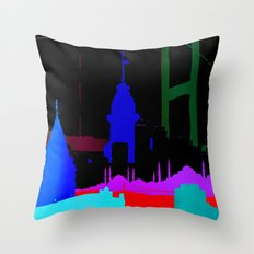 Istanbul Throw Pillow