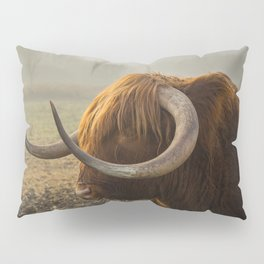 Bison Pillow Sham