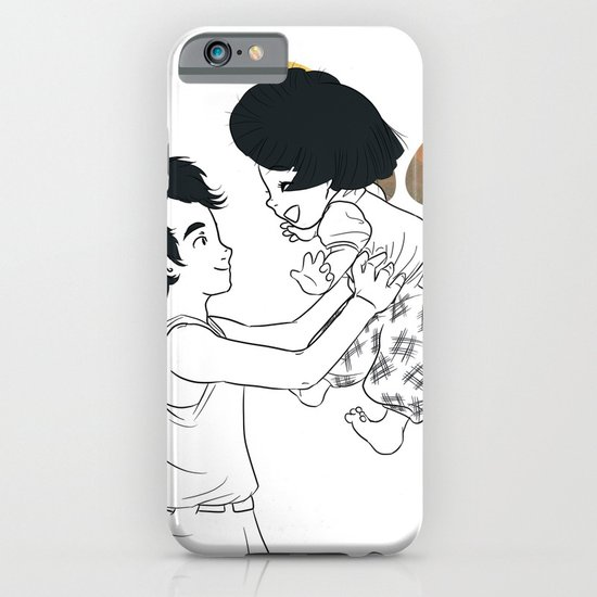 The Fireflies iPhone & iPod Case