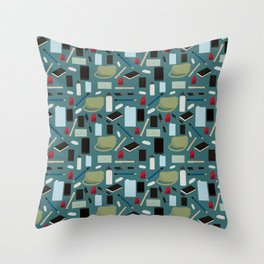 In Your Bag Throw Pillow