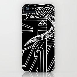 LITTTLE TUTE iPhone Case