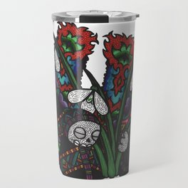 Hope (Botanical Bliss) Travel Mug