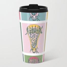 Lacrosse Marylin Blue Travel Mug