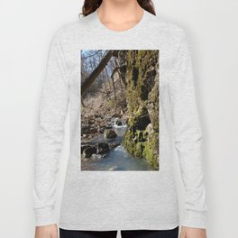 Alone in Secret Hollow with the Caves, Cascades, and Critters, No. 7 of 20 Long Sleeve T-shirt