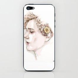 Tarjei Sandvik Moe iPhone Skin