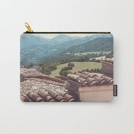 Beauty of Umbrian landscape Carry-All Pouch
