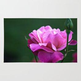 una rosa Rug