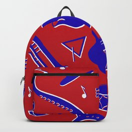 Musical Instruments Backpack