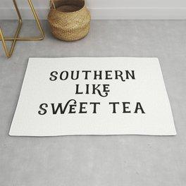 Southern like Sweet Tea Rug