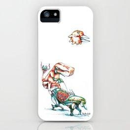 Deeplodocus iPhone Case