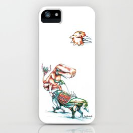 Deeplodocus iPhone Case