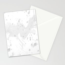 Paint - Gray  Stationery Cards