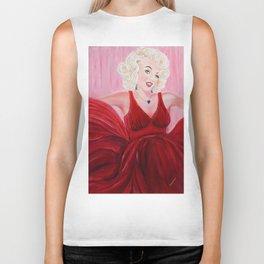 Dazzling Marilyne | Éblouissante Marilyne Biker Tank