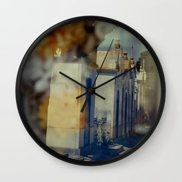 My vision won't be blinded Wall Clock