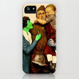 For Home and Galaxy iPhone Case
