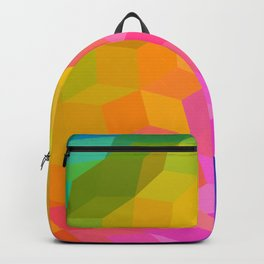 Rainbow Ball Backpack