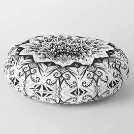 Bud and Bloom Floor Pillow