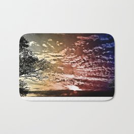 SJ Sky 2a - Burn Bath Mat