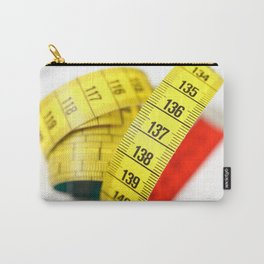 Measuring tape Carry-All Pouch