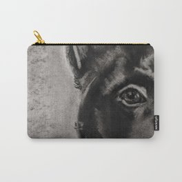 Morticia Side B Carry-All Pouch