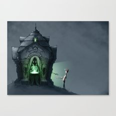 Eternal Famishment Canvas Print