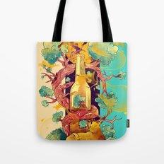 Natural Cycle Tote Bag