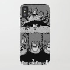 Octoshit Slim Case iPhone X
