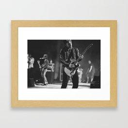 Drew Shirley - Switchfoot Framed Art Print