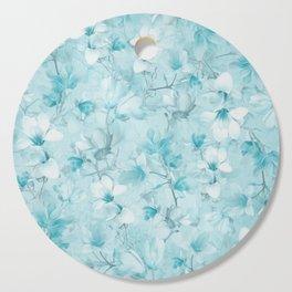 BLUE MAGNOLIAS Cutting Board