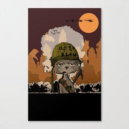 Apocalypse Meow Canvas Print
