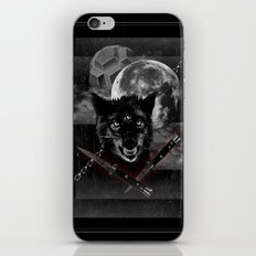 Hungry knights iPhone & iPod Skin