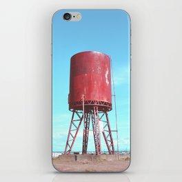 Old water tank iPhone Skin