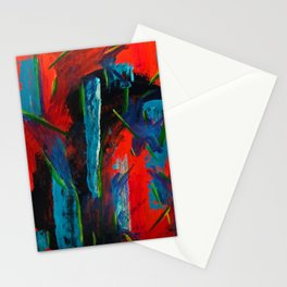 Tame Before the Storm Stationery Cards