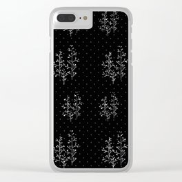 Miss Fall Clear iPhone Case